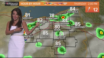 Morning weather forecast for Northeast Ohio: July 11, 2019