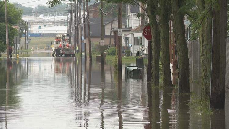 Barberton residents look to city for answers to 'years' of flooding