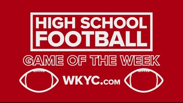 High School Game of the Week |  Play suspended in the fourth quarter with Orange leading 28-14 over Wickliffe
