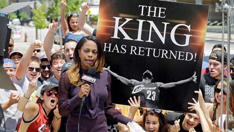 LeBron return