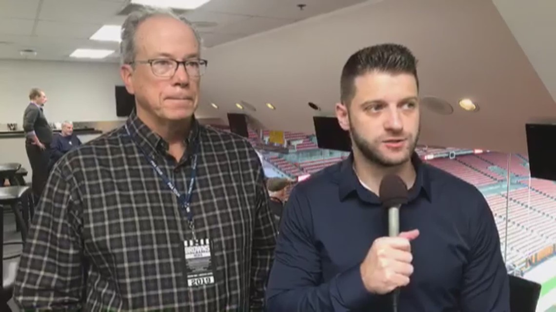 Ben Axelrod, Bud Shaw recap Browns' 19-16 win over Buffalo Bills