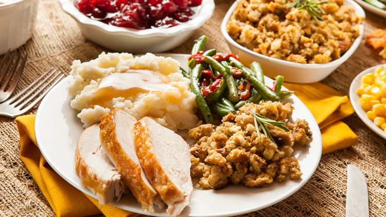 Here's where you can get a free Thanksgiving meal in Northeast Ohio