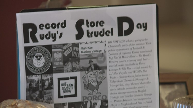 Polish Village to host special Record Store Day party, complete with packzi