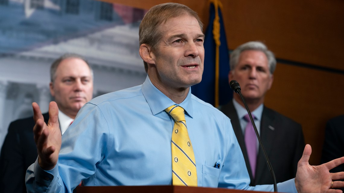 New lawsuit further alleges Ohio US Rep. Jim Jordan knew of former Ohio State doctor's abuse