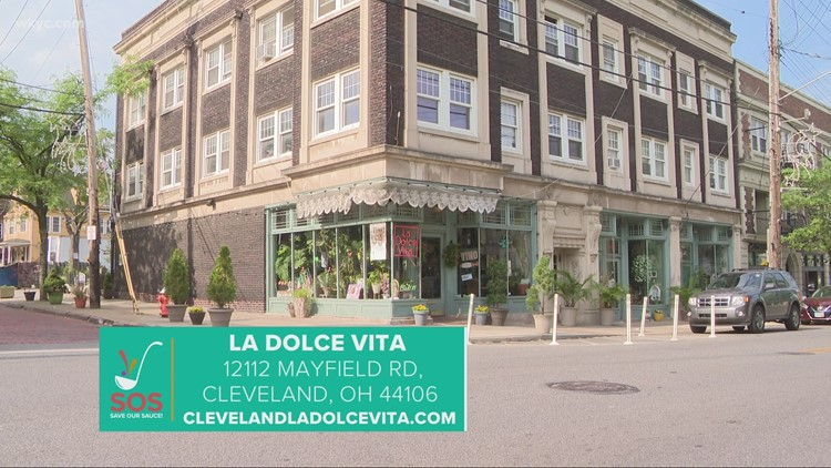 Best patios in Cleveland: Exploring La Dolce Vita in Little Italy