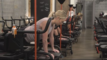 Emily Mayfield tries Cleveland's coolest Pilates-inspired workouts