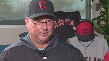 Would Cleveland Indians manager Terry Francona rather win an Oscar or a Grammy? Some 'burning' questions in 'Beyond the Dugout'