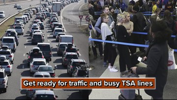 More than 54 million Americans expected to travel this Thanksgiving