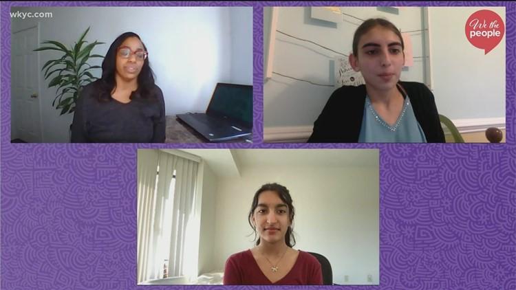 Kaila Morris & Rhea Mahajan - Nature of Kindness