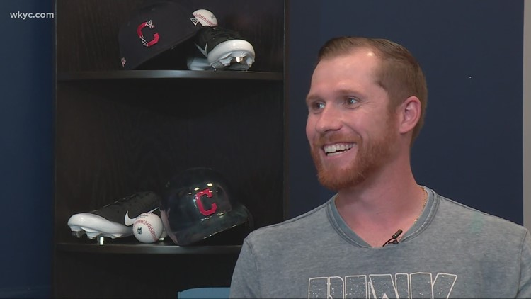 Cleveland Indians outfielder Jordan Luplow reveals the best gift he's ever received -- and it will totally surprise you: 'Beyond the Dugout'