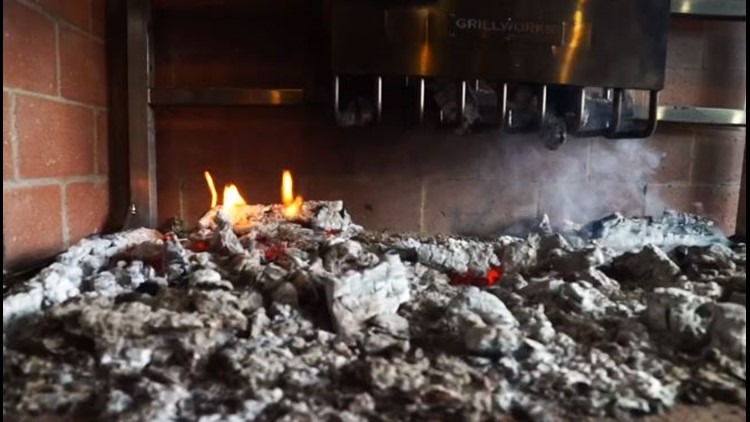 Wood-fired cooking is another trend for 2020.