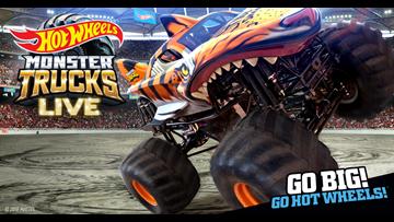 SWEEPSTAKES: Hot Wheels Monster Trucks Live!
