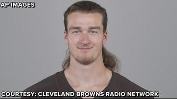 LISTEN   Jim Donovan calls Browns rookie Jamie Gillan's 74-yard punt