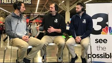 Cleveland Indians President Chris Antonetti discusses Corey Kluber, Trevor Bauer trade rumors