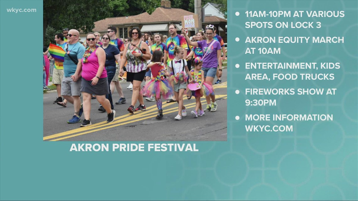 Akron Pride Festival 2021: All the details for this event