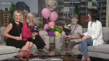 PHOTOS | WKYC employees celebrate Mother's Day with photos of their moms