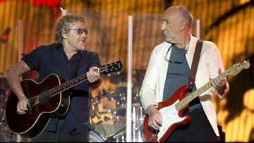 The Who bringing new 'Moving On!' tour to Blossom Music Center in September