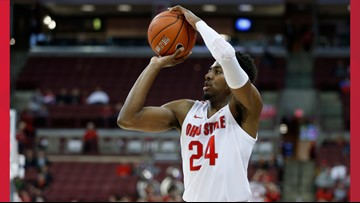 Andre Wesson's perfection leads Ohio State over Morgan State 90-57