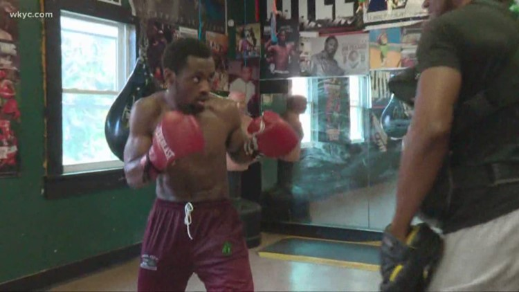 Unbeaten Cleveland Heights boxer fighting at Madison Square Garden