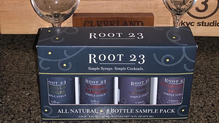Root 23 Gourmet Simple Syrup Sampler Pack