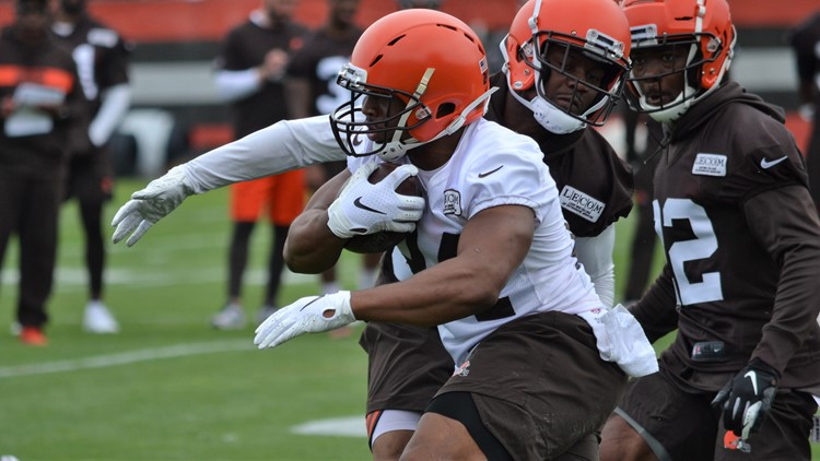 Cleveland Browns OTAs: Nick Chubb
