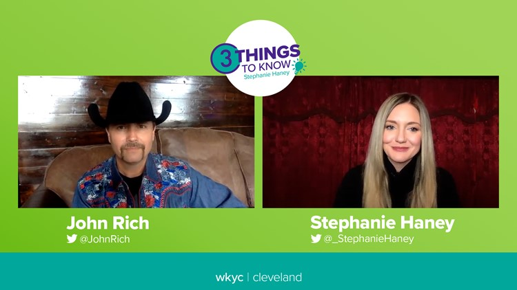 Country music star John Rich will perform a charity concert for veterans who lost limbs in combat in Lorain on November 10: 3 Things to Know podcast