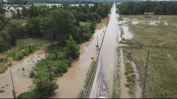Flooding prompts mandatory evacuations as Wayne Co. braces for more rain