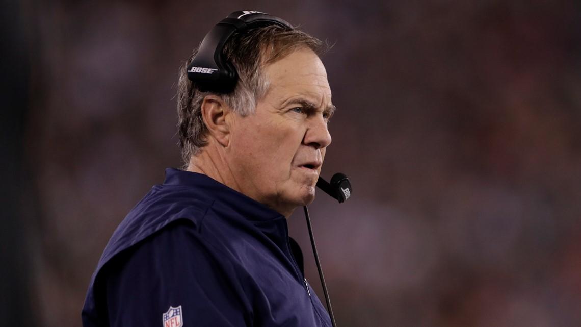 Patriots coach Bill Belichick has high praise for Browns offense