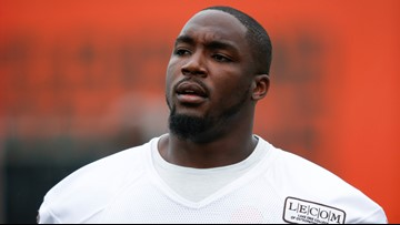 'She is my why' | Cleveland Browns' Chris Smith will play on Monday Night Football after girlfriend's death