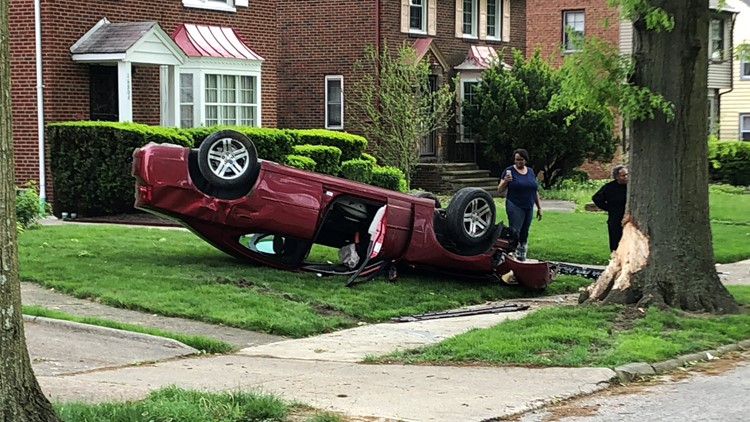 Car Accident Cleveland Ohio Today