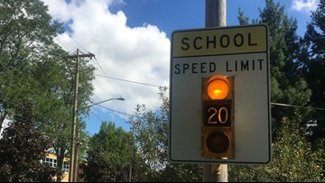 When should I slow down in a school zone? Here are the Ohio traffic laws you may not have known
