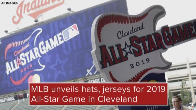 6cca8265 MLB unveils hats, jerseys for 2019 All-Star Game in Cleveland | wkyc.com