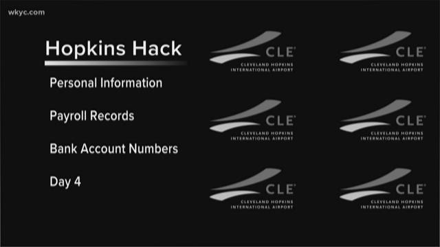 Hacking At Cleveland Hopkins Airport Remains Under