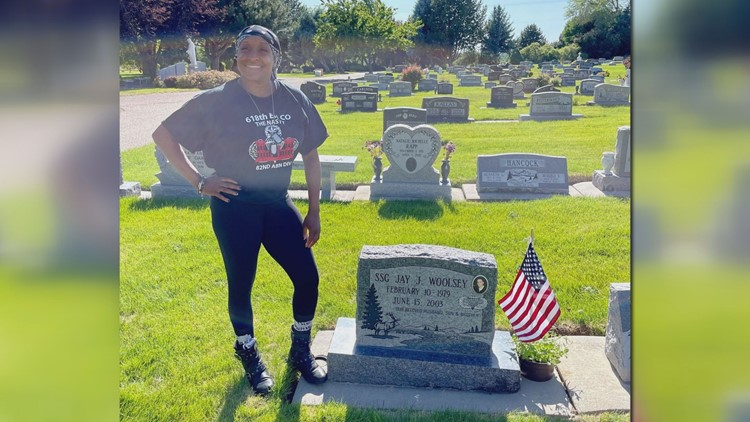 18 years later, South Carolina veteran fulfills promise to late husband
