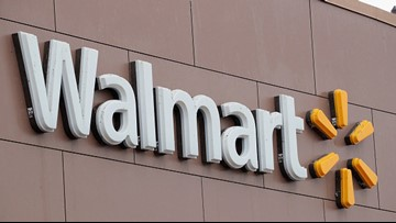Woman accused of drinking wine from Pringles can, riding around Walmart parking lot