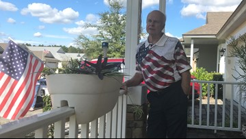 7 years later: Veteran still fighting with HOA over American flag