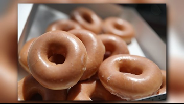 How to get free Krispy Kreme doughnuts in the next 2 weeks