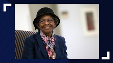 Hidden Figure | Mathematician who helped develop GPS technology inducted into Air Force hall of fame