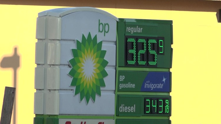 Yes, demand is responsible for rising gas prices