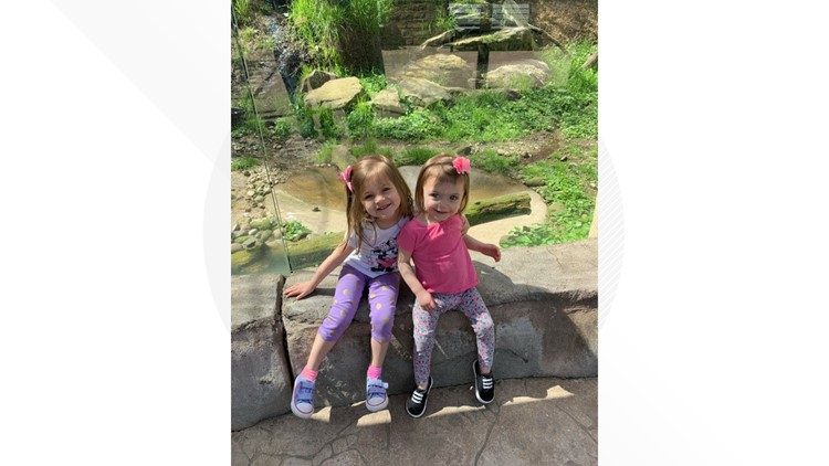Ava and Olivia