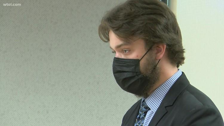 Defendant pleads guilty in Stone Foltz hazing death case