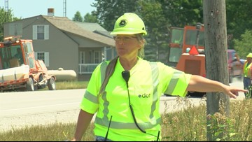 ODOT aims to reduce road work accidents, reminds drivers to pay attention