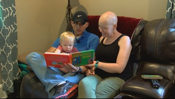'This child inside me saved my life'   Woman discovers cancer diagnosis during pregnancy