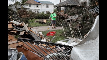 10 Ohio counties to receive federal assistance due to Memorial Day tornadoes
