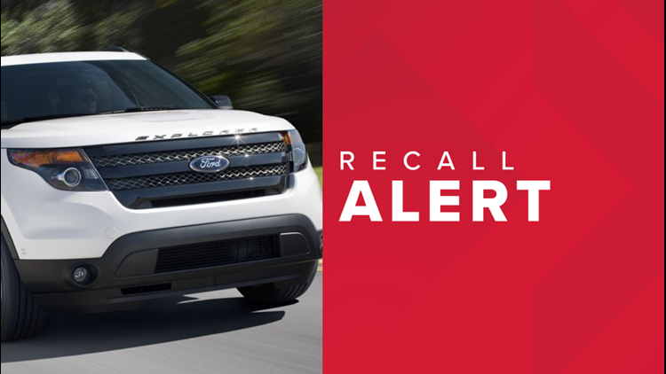 Ford Motor Company issues safety recall for nearly 26,000 vehicles