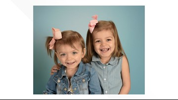 Ohio sisters diagnosed with rare disease, in need of bone marrow transplant