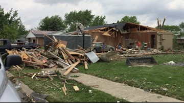 DeWine declares state of emergency for 3 counties after tornado impact