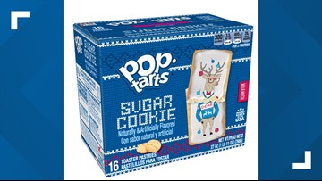 This holiday season, you can wear your ugly sweater and eat it too with Ugly Sweater Pop-Tarts