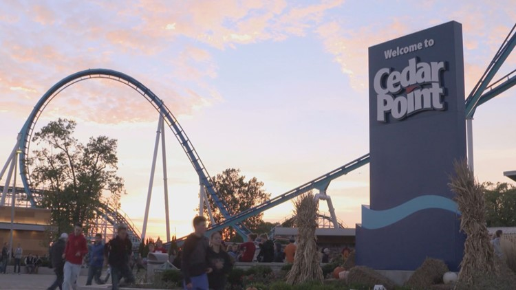 Cedar Point will once again require reservations to visit the park