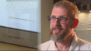 An online DNA test might have saved this man's life